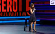 VIDEO - Clip from Natasha's first Comedy Central Special (2/3)