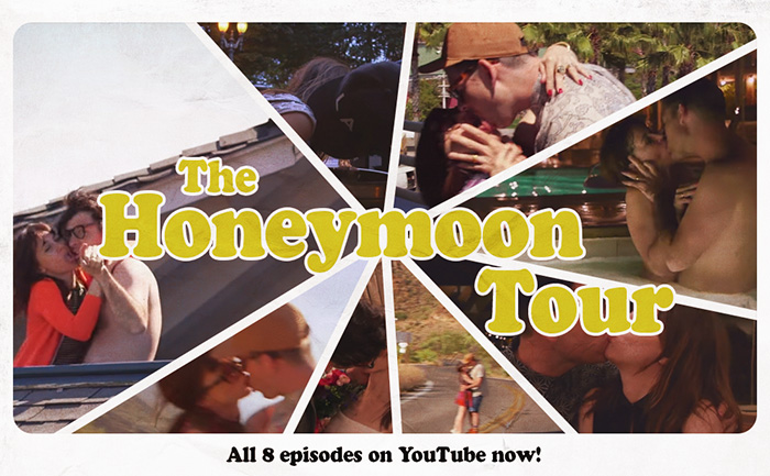 Natasha Leggero and Moshe Kasher Present - The Honeymoon Tour